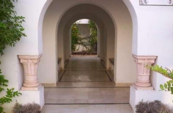 A Hammamet Yasmine, charmant appartement
