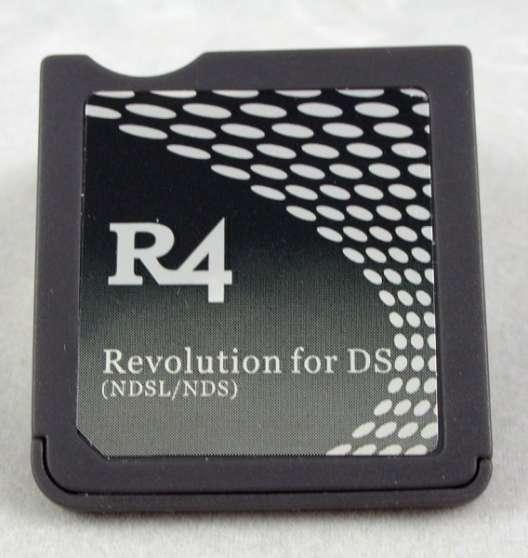 Carte linker R4 pour Nintendo Ds & Lite