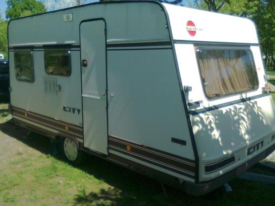 Annonce occasion, vente ou achat 'caravane busrtner'