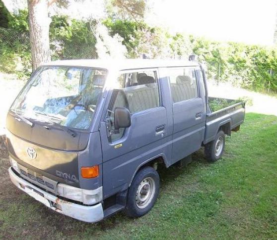 Toyota Dyna 2,4