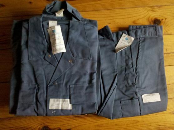 lot 8 vestes et pantalons xl xxl