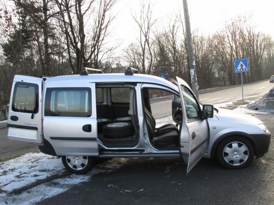 Très Belle Opel Combo 1.3 CDTI 75 HP