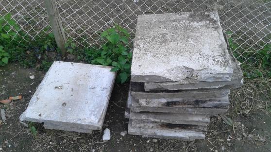 dalles b ton beautheil mat riaux de construction carreau de pl tre b ton beautheil. Black Bedroom Furniture Sets. Home Design Ideas