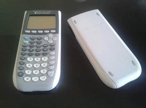 Calculatrice scientifique TI-84