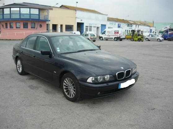 BMW 530 D PREFERENCE PACK LUXE