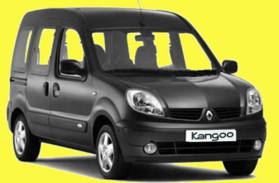 Revue technique atelier Renault Kangoo 1