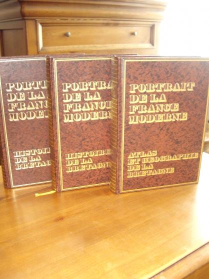 Annonce occasion, vente ou achat 'Histoire de La Bretagne (3 Volumes)'