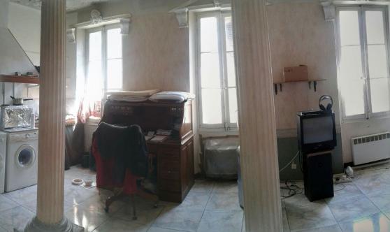 Vente studio 40 m² Marseille 5E