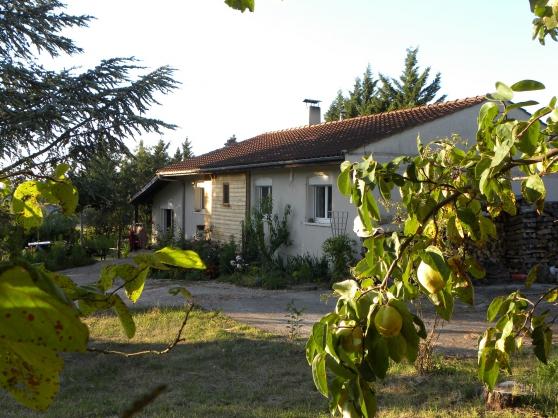 Annonce occasion, vente ou achat 'Colocation dans maison avec jardin'