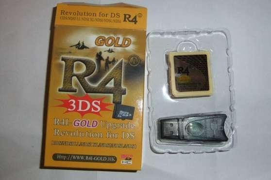 R4i3DS V4.5.0-10 / DSiv1.4.5 /+ 38 jeux