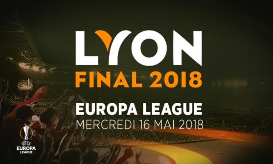 2 billet pour la finale de l'UEFA Europa
