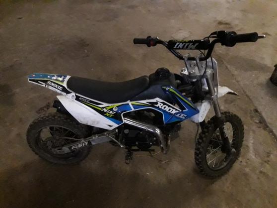 Annonce occasion, vente ou achat 'Moto Dirt MiniMX'