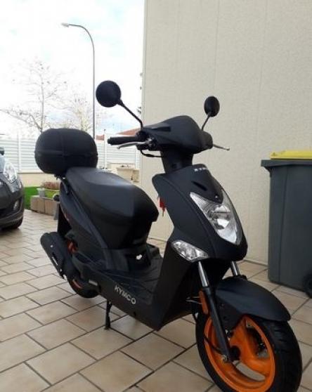 scooter kymco agility - Annonce gratuite marche.fr