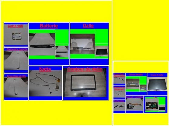Pièces Asus X552L de 15,6 pouces