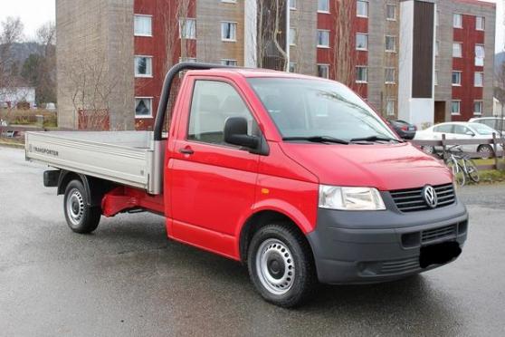 Volkswagen Transporter TDI-4MOTION