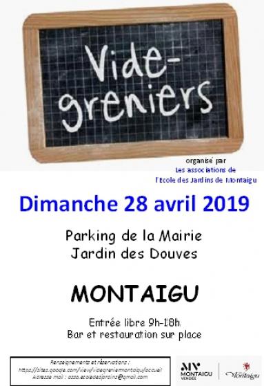 vide-greniers - Annonce gratuite marche.fr