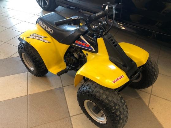 Suzuki Quad Runner LT50