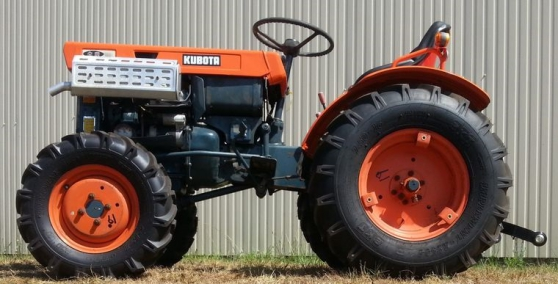 Annonce occasion, vente ou achat 'TRACTEUR KUBOTA B7000'