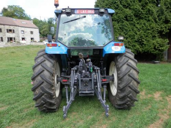 Annonce occasion, vente ou achat 'TRACTEUR AGRICOLE NEW HOLLAND'