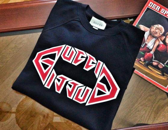 Neuf homme Gucci GG Tee-shirt 'M' logo