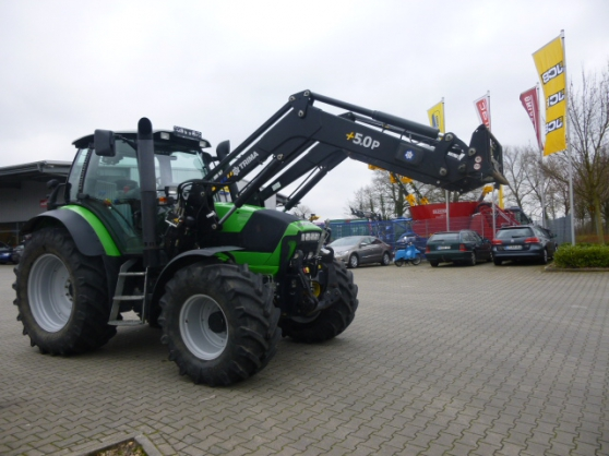 Agrotron M 600 Premium