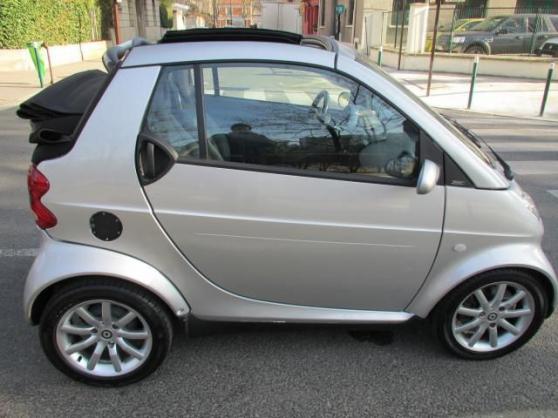 Smart fortwo 2 cabriolet ETAT 5/5