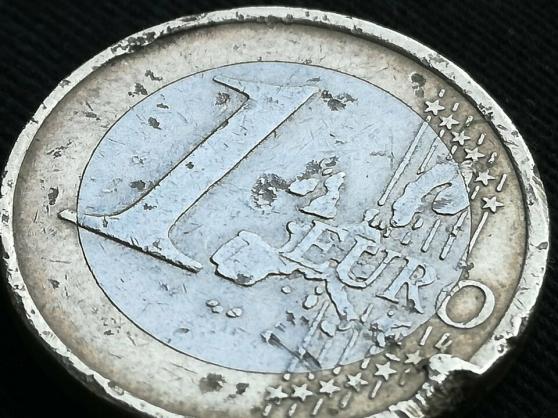 Annonce occasion, vente ou achat 'Pièce de 1 euro France 2000.'