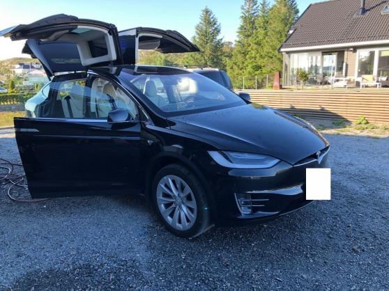 Tesla Model X 75D 4WD 5-s