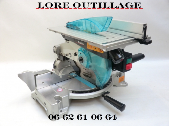 MAKITA LH1040 -Scie table à onglet