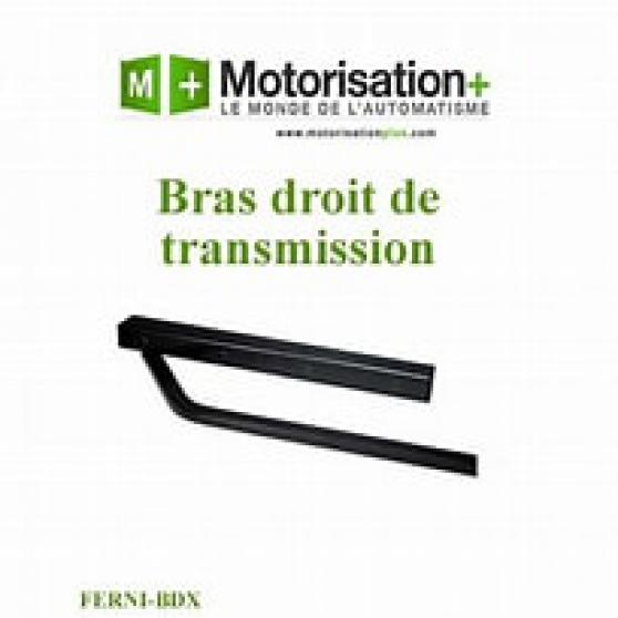 Annonce occasion, vente ou achat 'BRAS A GLISSIERE POUR PORTAIL MOTORISE'