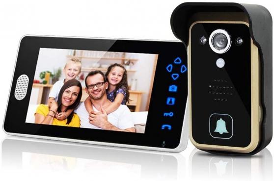 Annonce occasion, vente ou achat 'INTERPHONE VIDEO SANS FIL 2.4GHZ'