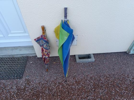 Lot de 2 parapluies homme / femme - Photo 3