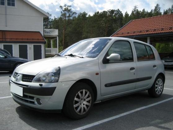 Renault clio 1.2 16v 125000 km