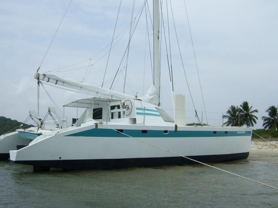 catamaran 16 m bresil, bahia