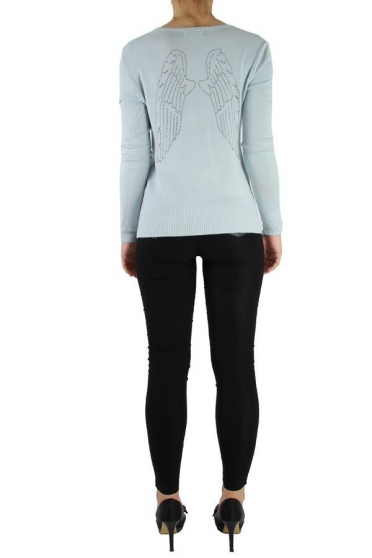 pull ailes d'ange neuf