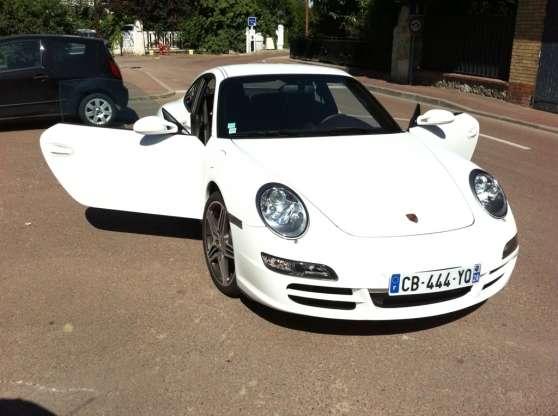 Porsche carrera 4S 355 ch 3,8l boite 6