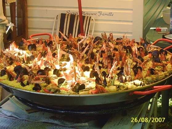 la paella d'antonin (13440 CABANNES)
