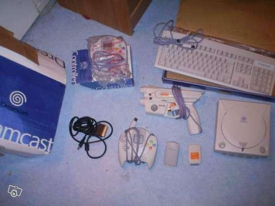 Annonce occasion, vente ou achat 'Dreamcast'
