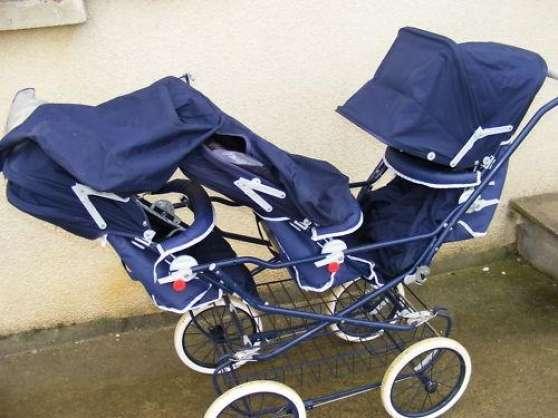 Annonce occasion, vente ou achat 'Poussette triple bebe confort'
