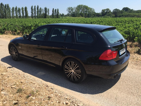 BMW Série 3 Touring 316d 2.0 DPF 16V 115