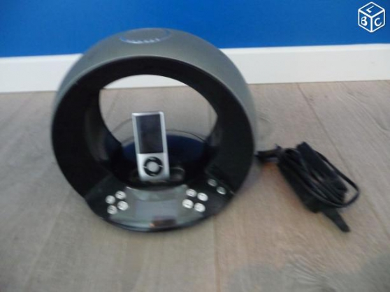 Annonce occasion, vente ou achat 'JBL on time 5v noir+ ipod nano 5g 8go'