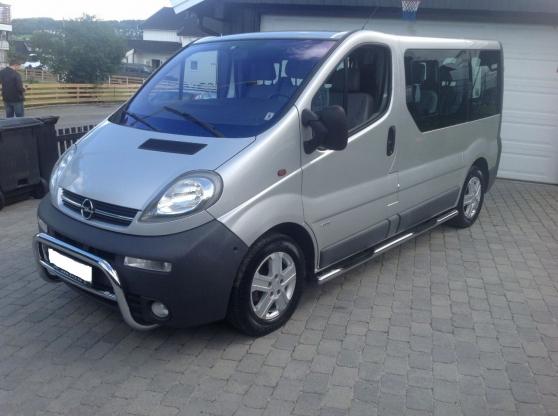 Marque:Opel Modèle: Vivaro 1.9 CDTI