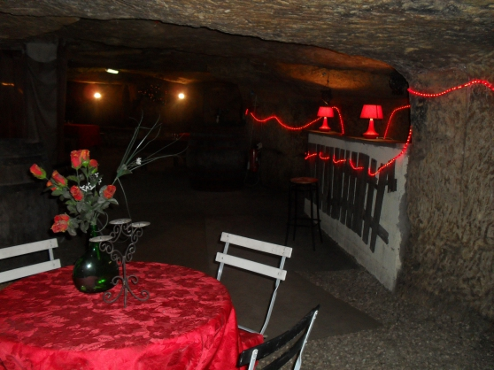 Annonce occasion, vente ou achat 'location cave festive'