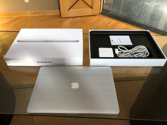 Annonce occasion, vente ou achat 'Macbook pro 15 pouces neuf'