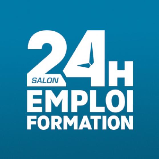 Petite Annonce : 24h pour l\'emploi et la formation - Brest accueillera pour la première fois, le jeudi 26 septembre 2019
