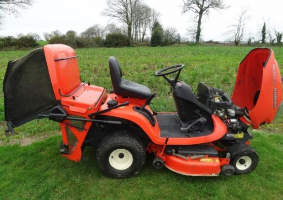 Annonce occasion, vente ou achat 'Tracteur tondeuse Kubota GR 1600-II'