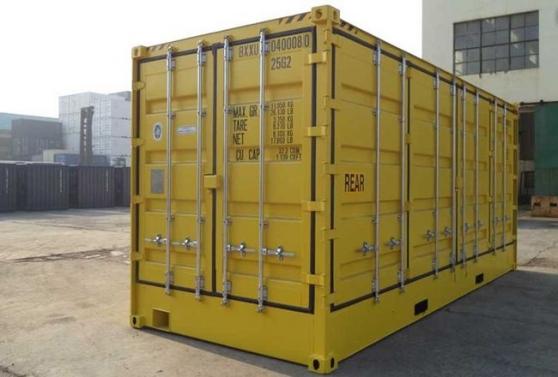 matières 20 pieds (Biohazard). - Photo 2