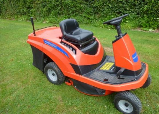 Annonce occasion, vente ou achat 'tracteur tondeuse simplicity'
