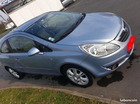 Annonce occasion, vente ou achat 'Opel Corsa'