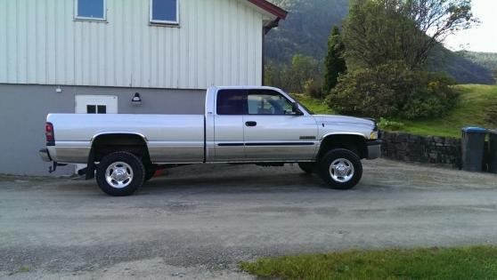 Annonce occasion, vente ou achat 'Dodge RAM 2500 5.9 SLT Laramie'